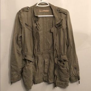 Casual army jacket